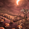 Spooky-halloween-village-escape